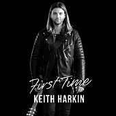 First Time (Live) by Keith Harkin