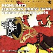 Highlights European Brass Band Championships 1999 (Live) de Various Artists