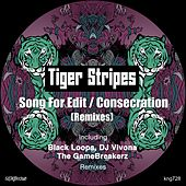 Song for Edit / Consecration (Remixes) by Tiger Stripes