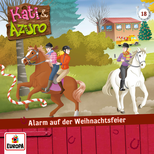 018/Alarm auf der Weihnachtsfeier von Kati & Azuro