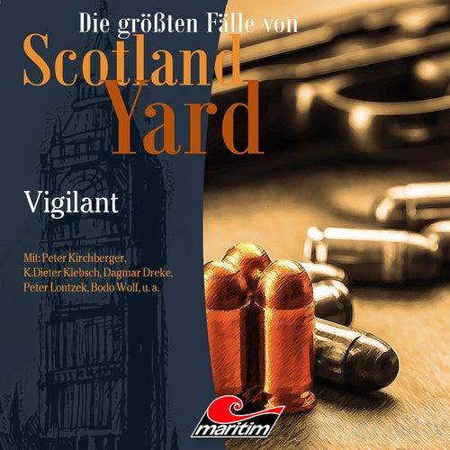Folge 30: Vigilant von Die größten Fälle von Scotland Yard