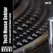 Tech House Sektor, Vol. 25 de Various Artists