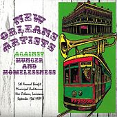 New Orleans Benefit Concert 1989 (Live Radio Broadcast) de Various Artists