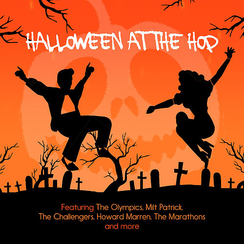 Halloween at the Hop by Various Artists