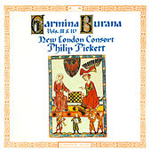 Carmina Burana Vols. 3 & 4 de Various Artists