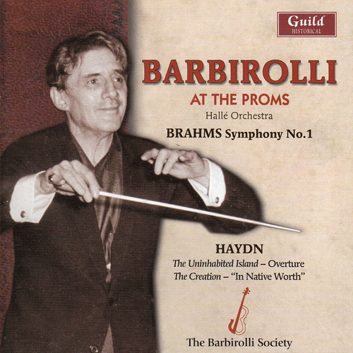 Barbirolli at the Proms – 1954 by Various Artists