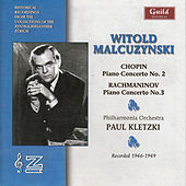 Witold Malcuzynski with the Philharmonia Orchestra conducted by Paul Kletzki - 1946-1949 by Philharmonia Orchestra