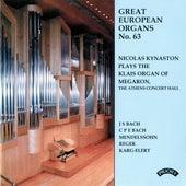 Great European Organs No. 63: The Athens Concert Hall by Nicholas Kynaston
