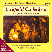 Alpha Collection Vol 10: Advent and Christmas Music From Lichfield Cathedral by Lichfield Cathedral Choir