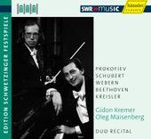 Duo Recital by Gidon Kremer