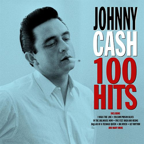 100 Hits by Johnny Cash