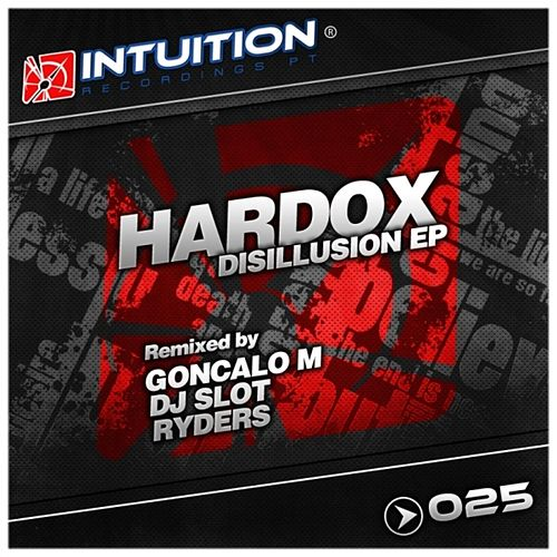 Disillusion EP by Hardox
