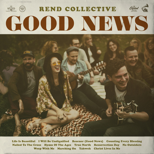 Nailed To The Cross by Rend Collective