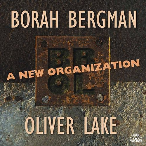 A New Organization by Oliver Lake