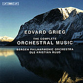 Grieg: The Complete Orchestral Music by Various Artists