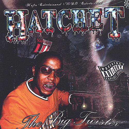 The Big Twister by Hatchet