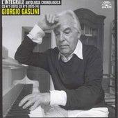 L' Integrale - Cd N° 7 - Cd N° 8 by Giorgio Gaslini