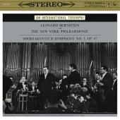 Shostakovich: Symphony No. 5 in D Minor, Op. 47 (Remastered) by Leonard Bernstein