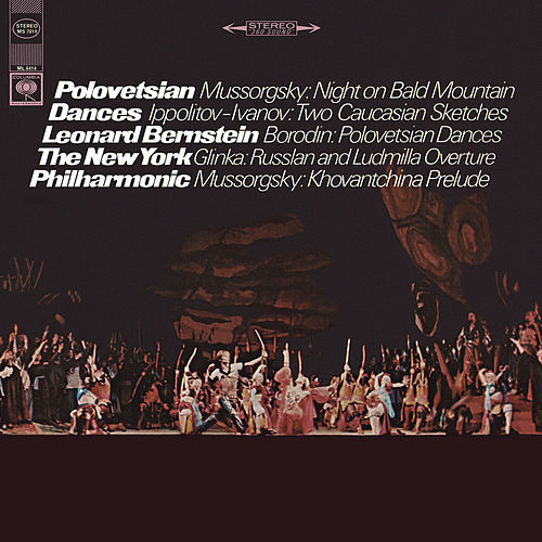 Polovetsian Dances and other Russian Favorites (Remastered) by Leonard Bernstein