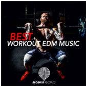 Best EDM Workout Music - EP de Various Artists
