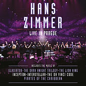 Live In Prague van Hans Zimmer