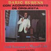 Rinde Homenaje a Miguel Calo by Dario Ruben's