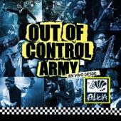 Out Of Control Army en Vivo Desde el Multiforo Alicia de Out Of Control Army