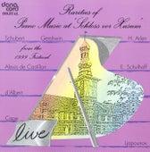 Piano Music - Schubert, F. / Gershwin, G. / Arlen, H. / Cage, J. / Albert, E. / Liapunov, S. (Rarities of Piano Music at Schloss Vor Husum) by Various Artists