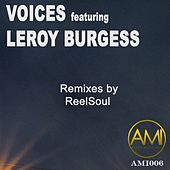 Voices: ReelSoul Remixes by Leroy Burgess