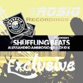 Shuffling Beats (Zrce Rocks) by Alessandro Ambrosio