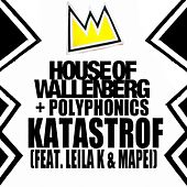 Katastrof (feat. Leila K & Mapei) de House of Wallenberg