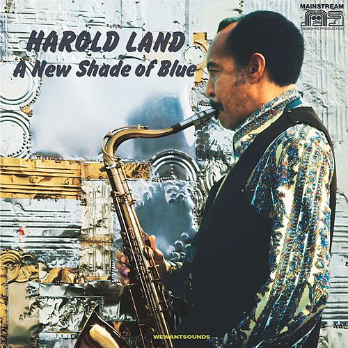 A New Shade Of Blue by Harold Land