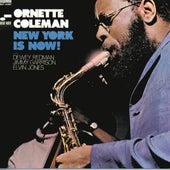 New York Is Now von Ornette Coleman