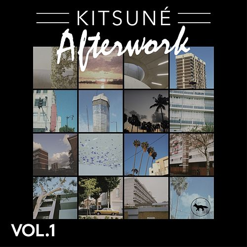Kitsuné Afterwork, Vol. 1 de Various Artists