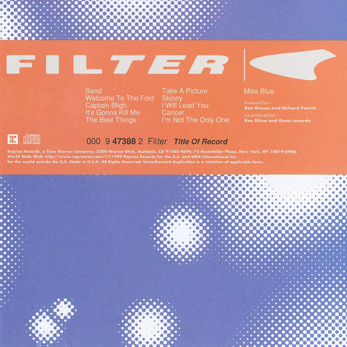 Title of Record by Filter
