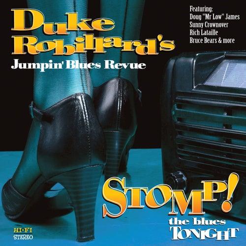 Stomp! The Blues Tonight by Duke Robillard