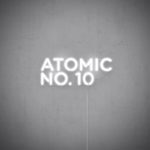 Atomic No. 10 by Silva