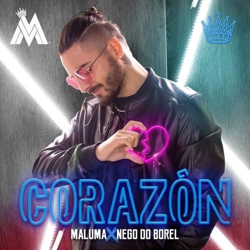 Corazón de Maluma