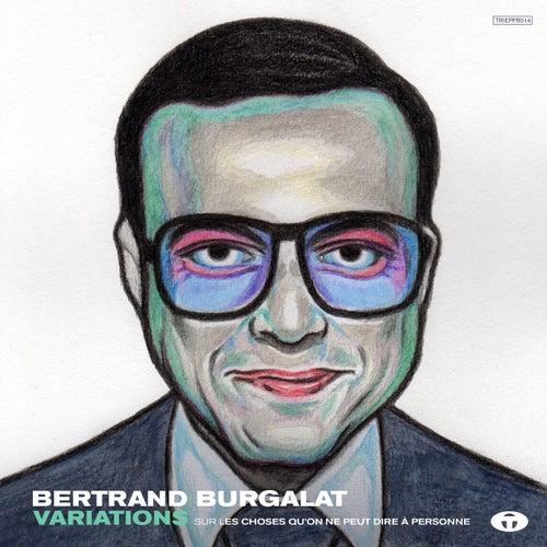 L'enfant sur la banquette arrière (Vision de Catastrophe) de Bertrand Burgalat