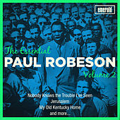 The Essential Paul Robeson, Vol. 2 by Paul Robeson