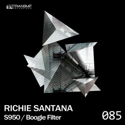 S950 / Boogie Filter - Single by Richie Santana