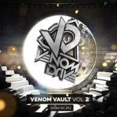 Venom Vault, Vol. 2 (Unmixed Tracks & DJ Mix by JAJ) - EP by Various Artists