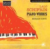 Schifrin: Piano Works by Mirian Conti