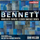 Bennett: Orchestral Works, Vol 1 von Various Artists