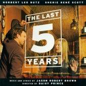 The Last Five Years (Original Cast Recording) de Jason Robert Brown