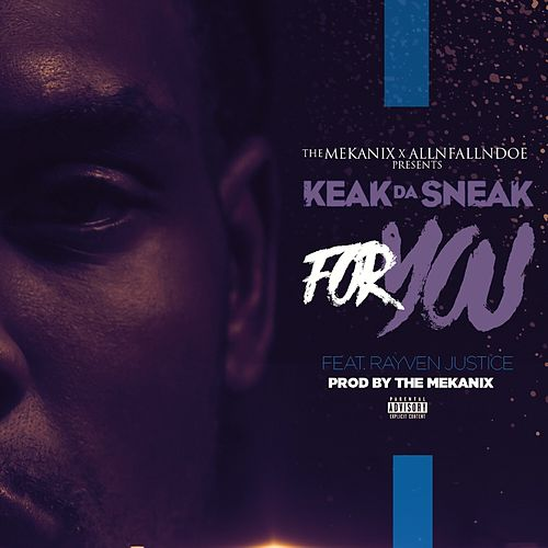 For You (feat. Rayven Justice) by Keak Da Sneak