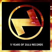 5 Years Of Zulu Records - EP di Various Artists