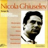 Songs By Russsian Composers de Nicola Ghiuselev