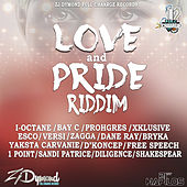 Love & Pride Riddim by Various Artists
