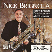 It's Time by Nick Brignola